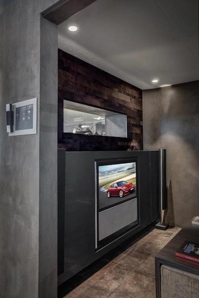Marrekech Walls, Kleur: MudProject: Porsche Amsterdam
